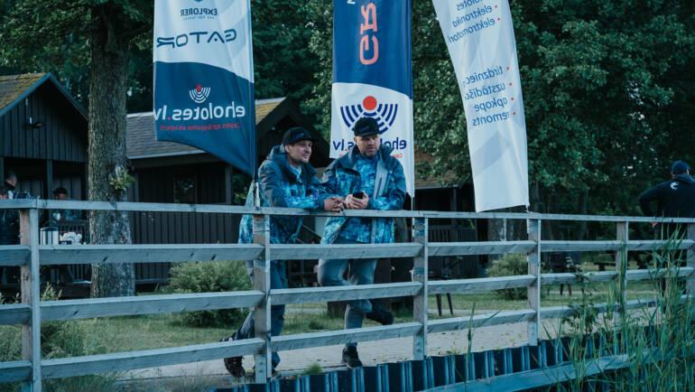 Gator Cup 2021, Babītes ezers